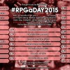 #RPGaDay2015, Day 31